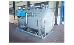 Bilge - Model YWC - Water Separator