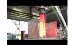 SCHWING - Bench Scale Reactor - High Temperature Fluid Bed Reactor Video