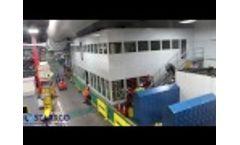 Starrco Modular Industrial Enclosure: Time-Lapse Installation Video