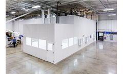 Starrco - Compounding Pharmacies Modular Cleanroom