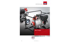 Hatz - Special Pumps Brochure