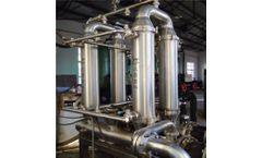 Degreasing Liquid Treatment