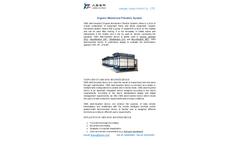 Organic Membrane Filtration System Brochure