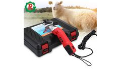 Growing - Model GR - 110V/220V sheep hair clipper shearing clipper sheep goat hair