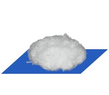 Wayon - White PTFE Staple Fiber