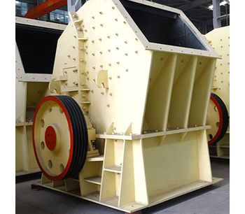 Guilin - Model PF - Impact Crusher