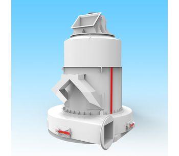Guilin - Model GK2500 - Raymond Mill