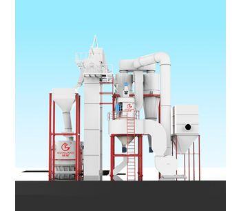 Guilin - Model GKC Series - Energy-Saving Super-Large Grinding Mill