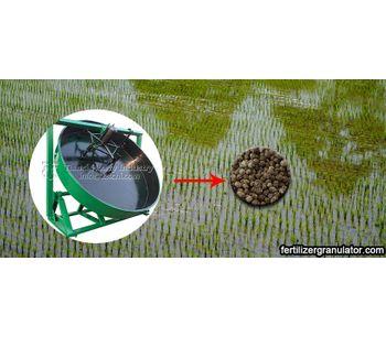 Advantages of Biofertilizer Disc Pelleting Production