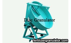 Quality control of installation engineering of disc granulator