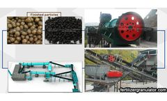 How much is the price of organic fertilizer machine and equipment?