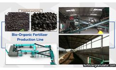 Market situation of organic fertilizer production equipment project
