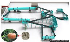 Tomato organic fertilizer production equipment to produce preferred fertilizer