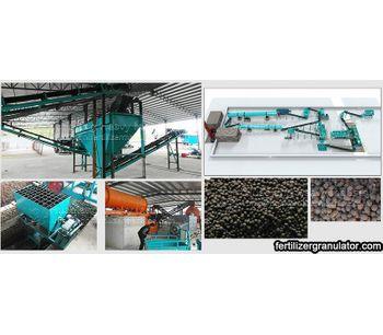 Four advantages of using organic fertilizer machine