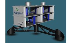 River and Marine Hydrokinetic Turbines for Renewable energy