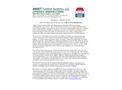 Amjet - Model ATS-63 series - Hydro Turbine/Generator Brochure