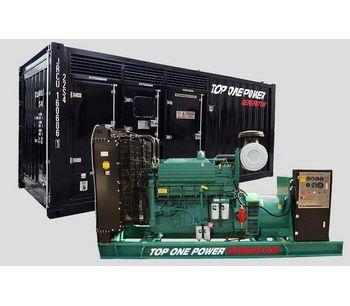 Cummins - Model CCEC NT855 Series (250-450kVA) - 250-1875kVA Diesel Engine