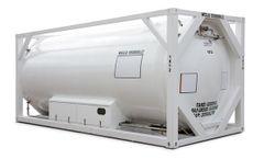 Qixing - Model 30m3 - Cryogenic LNG Tank