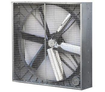 Heavy Duty Industrial Box Fan