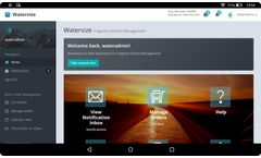 Watervize - Irrigation District Management Software
