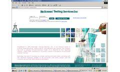 BioScreen - Data Retrieval System