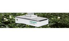 PlantEye - Model F500 - Multispectral 3D Scanner for Plants