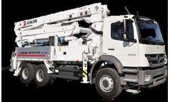 GPSCO - Concrete Pump
