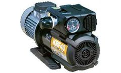 Airtech - Dry Rotary Vane Pumps