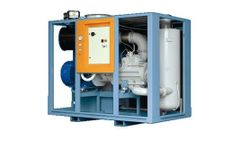 Airtech - Model ATV Series - Rotary Vane Vacuum Pumps