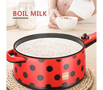 Small household electric rice cooker - Household Appliances-3