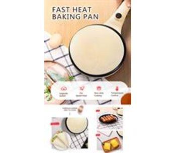 Fash heat baking pan - Household Appliances-1