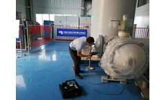 Ultra High Sensitivity Gas Leak Detector for  National Engineering Laboratory for UHV Engineering Technology (Kunming)
