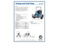 Stormtec DV150i Diesel Pump - Brochure
