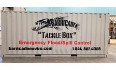 Tackle Box - Emergency Flood/Spill Control Kit