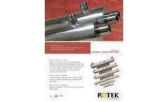 Rotek - Ultraviolet Sterilizer (UV) Brochure