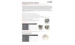 Rotek - Multi Sand Filter Media Brochure