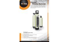 Rotek - Activated Carbon Filter Brochure