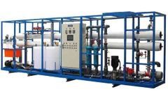 Rotek - Model SWDF Series - Reverse Osmosis Systems