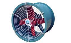 Decent Machinery - Model T40 - Axial Fan Blowers