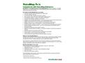 NoiseMap Five & Enterprise Feature Comparison Brochure