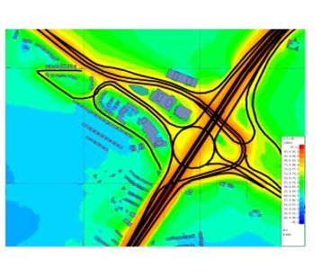 NoiseMap - Road Traffic Noise Calculates Software