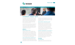 Hexagon - Public Safety Analytics, Crime Mapping, and Reporting Software Brochure