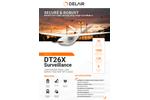 Delair - Model DT26X - Surveillance Drone Brochure