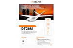 Delair - Model DT26M - Stealth And Rugged Mini-Drone Brochure