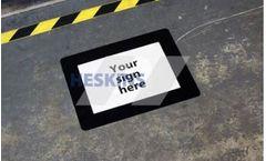 Heskins - Model COV - Self Adhesive Custom Signs