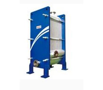 Accessen - All-Welded Plate and Frame Heat Exchanger