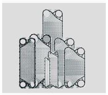 Accessen - Free Flow Plate Heat Exchanger