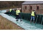 Rapidam Flexi - Mobile Flood Barriers