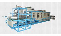 Hongrun - Model HR-S - Disposable Food Container Production Line Machine