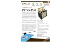 EasyGas - Model Plus - Constant Flow Sampler System - Datasheet